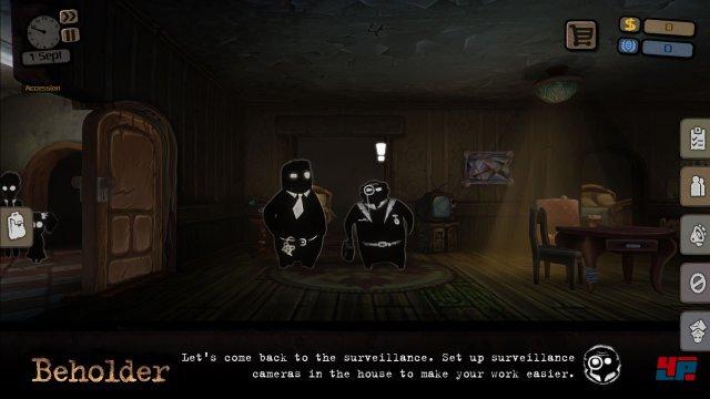 Screenshot - Beholder (PC)