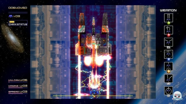 Screenshot - Radiant Silvergun (360) 2234603