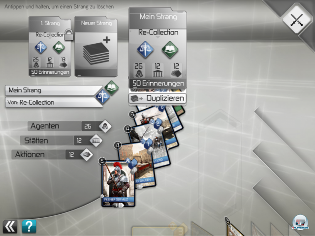 Screenshot - Assassin's Creed Recollection (iPad) 2328592