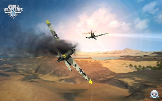 Screenshot - World of Warplanes (PC) 2370422