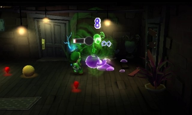 Screenshot - Luigi's Mansion 2 (3DS) 92457229