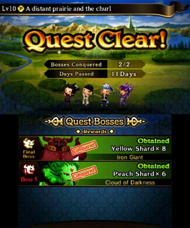 Screenshot - Theatrhythm: Final Fantasy - Curtain Call (3DS) 92484215