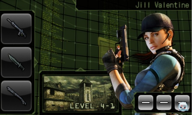 Screenshot - Resident Evil: The Mercenaries 3D (3DS) 2227477