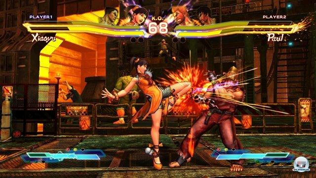 Screenshot - Street Fighter X Tekken (360) 2309457