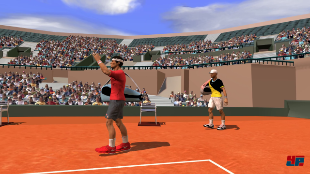 Screenshot - Full Ace Tennis Simulator (PC)