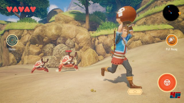 Screenshot - Oceanhorn 2: Knights of the Lost Realm (iPhone)