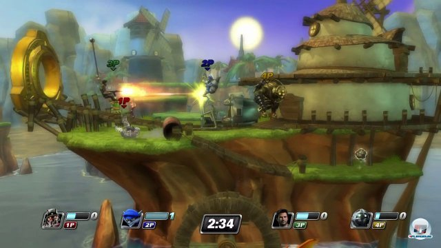 Screenshot - PlayStation All-Stars: Battle Royale (PS_Vita) 2365112