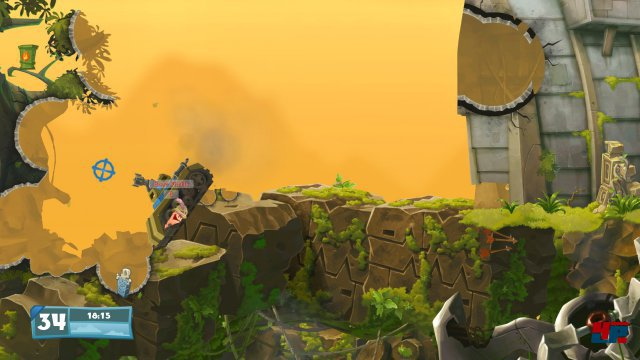 Screenshot - Worms W.M.D (PC)