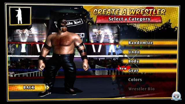 Screenshot - Hulk Hogan's Main Event (360) 2273307