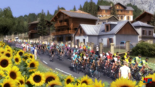 Screenshot - Le Tour de France 2015 (PlayStation4)