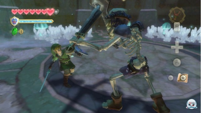 Screenshot - The Legend of Zelda: Skyward Sword (Wii) 2229587