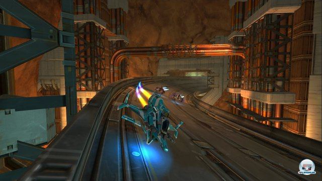 Screenshot - Quantum Rush (PC)