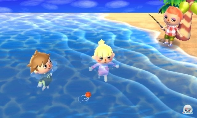 Screenshot - Animal Crossing 3DS (3DS) 2266017