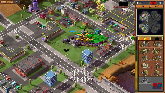 Screenshot - 8-Bit Armies (PC)