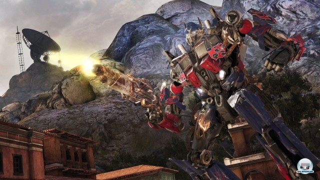 Screenshot - Transformers 3 (360) 2225437