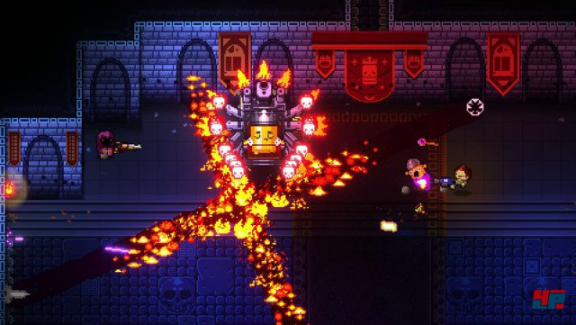 Screenshot - Enter the Gungeon (One)