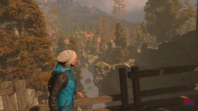 Screenshot - Through the Woods (PC)