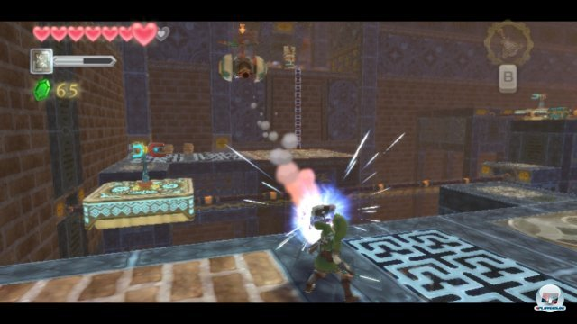 Screenshot - The Legend of Zelda: Skyward Sword (Wii) 2284117