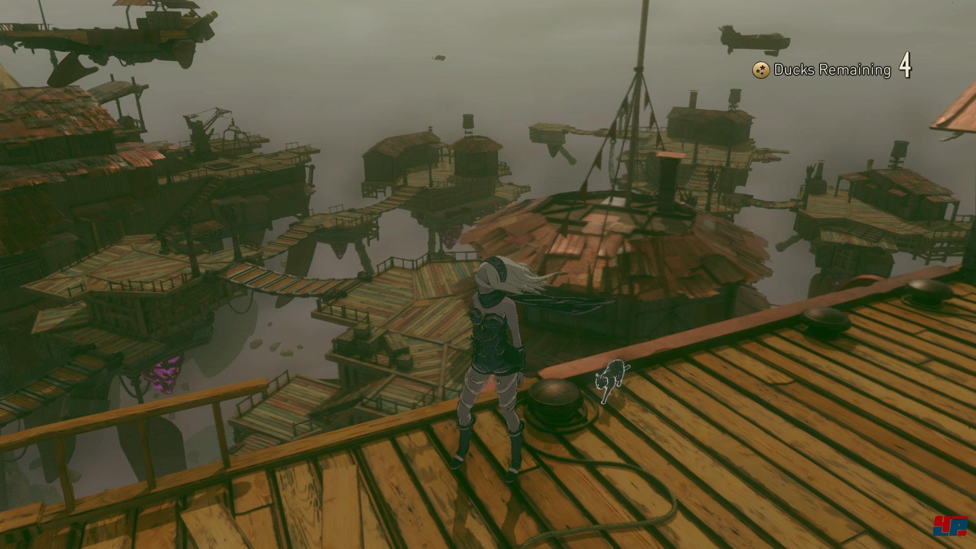 Screenshot Gravity Rush 2 PS4