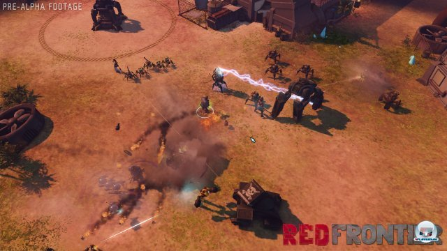 Screenshot - RED Frontier (PC) 2327207