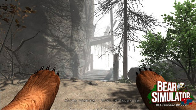 Screenshot - Bear Simulator (PC)