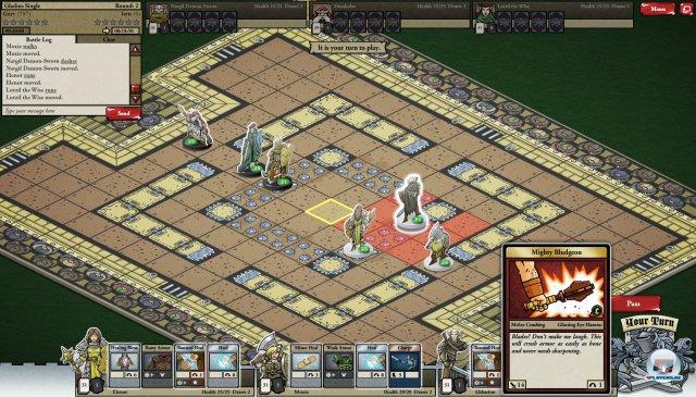 Screenshot - Card Hunter (PC)