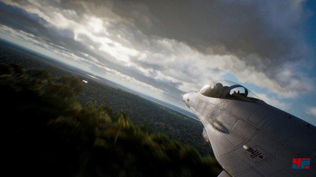 Screenshot - Ace Combat 7: Skies Unknown (PC)