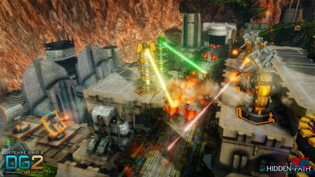 Screenshot - Defense Grid 2 (PC)