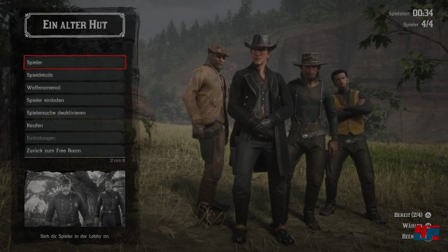 Screenshot - Red Dead Online (Beta) (PS4) 92578694