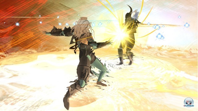 Screenshot - El Shaddai: Ascension of the Metatron (PlayStation3) 2248547