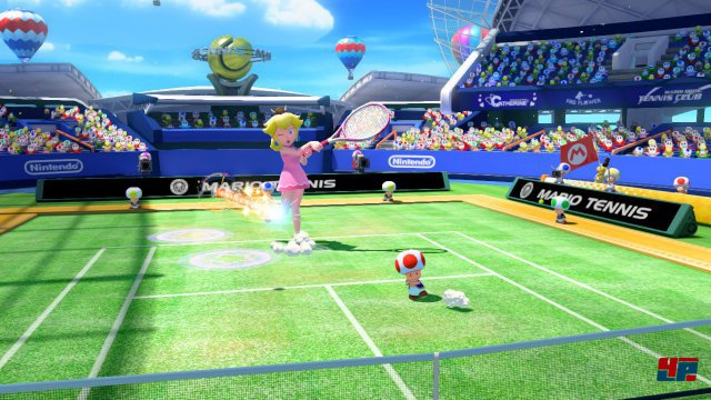 Screenshot - Mario Tennis: Ultra Smash (Wii_U) 92507568