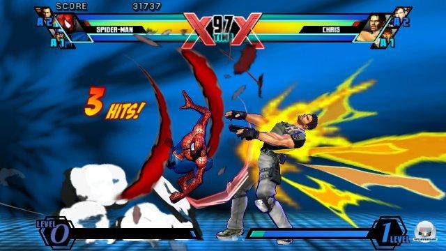 Screenshot - Ultimate Marvel vs. Capcom 3 (PS_Vita) 2317087