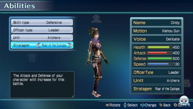 Screenshot - Dynasty Warriors: Next (PS_Vita) 2312772