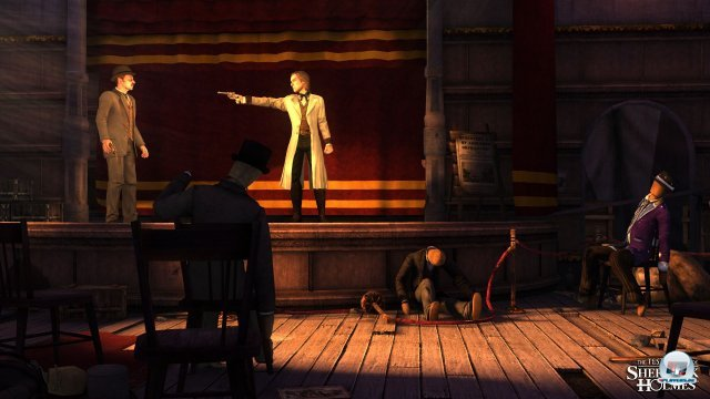 Screenshot - Das Testament des Sherlock Holmes (PC) 2371877