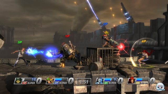 Screenshot - PlayStation All-Stars: Battle Royale (PlayStation3) 92425252