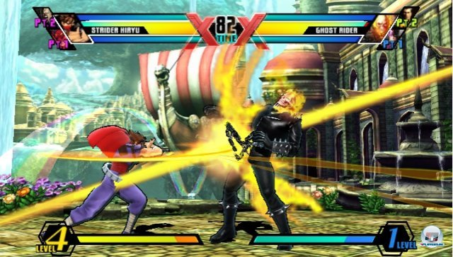 Screenshot - Ultimate Marvel vs. Capcom 3 (PS_Vita) 2263127