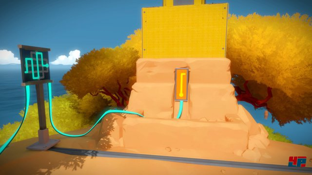Screenshot - The Witness (PlayStation4)