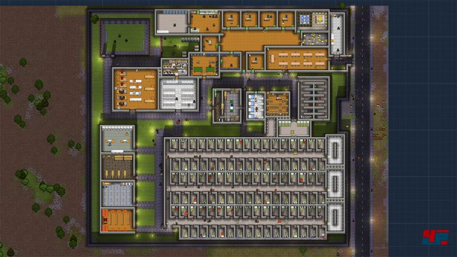 Screenshot - Prison Architect (PS4)