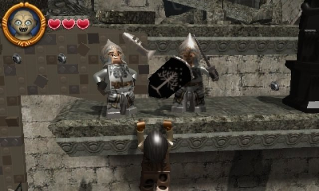 Screenshot - Lego Der Herr der Ringe (3DS) 2388177