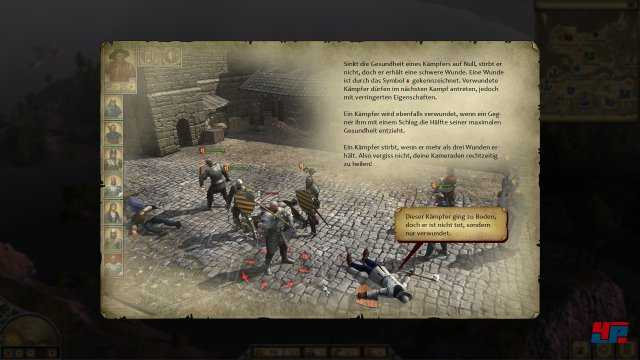 Screenshot - Legends of Eisenwald (PC)