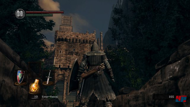 Screenshot - Dark Souls (PlayStation4Pro)