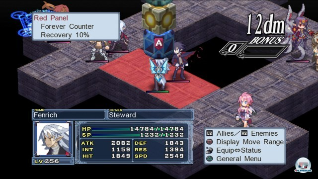 Screenshot - Disgaea 4: A Promise Unforgotten (PlayStation3) 2241369
