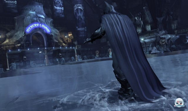 Screenshot - Batman: Arkham City (360) 2246237
