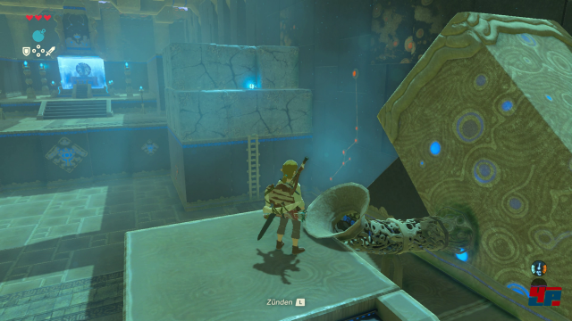 Screenshot - The Legend of Zelda: Breath of the Wild (Switch)