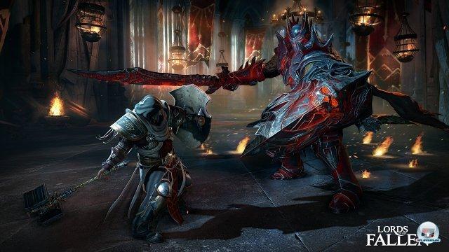 Die Lords wollen der Fantasywelt ihre Energie aussaugen.