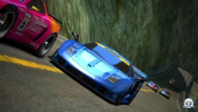 Screenshot - Ridge Racer Vita (PS_Vita) 2293417