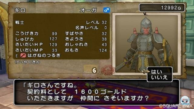 Screenshot - Dragon Quest X Online (Wii) 2282127