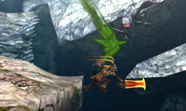 Screenshot - Monster Hunter 4 (3DS) 92398962