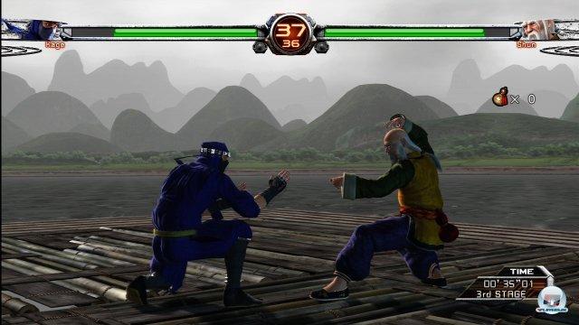 Screenshot - Virtua Fighter 5: Final Showdown  (PlayStation3) 2360277