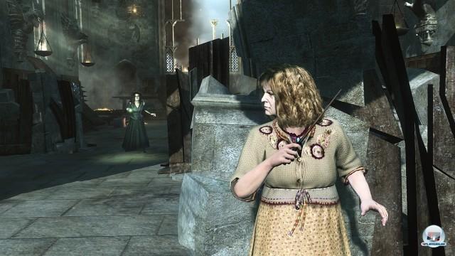 Screenshot - Harry Potter und die Heiligtümer des Todes - Teil 2 (360) 2226303